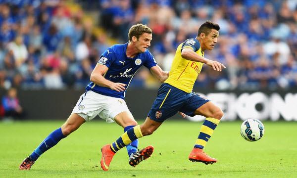 Bóng đá - Arsenal vs Leicester City 01h45, ngày 12/08