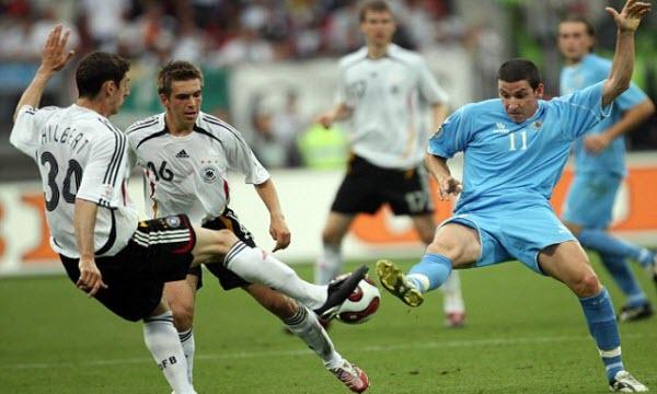 Bóng đá - San Marino vs Đức 02h45, ngày 12/11