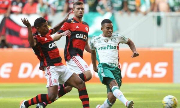 Bóng đá - Palmeiras vs CR Flamengo (RJ) 02h00, ngày 13/11