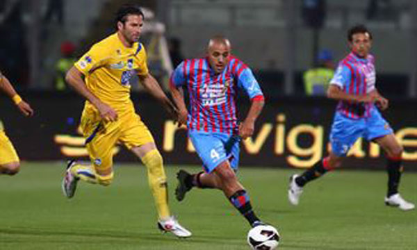 Bng , bng , clip bng  Catania 1-0 Pescara (Highlights vng 37, gii VQG Italia 2012-13)