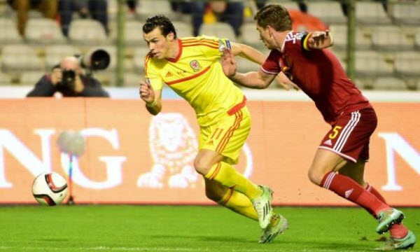 Bóng đá - Xứ Wales vs Bỉ 01h45, ngày 13/06