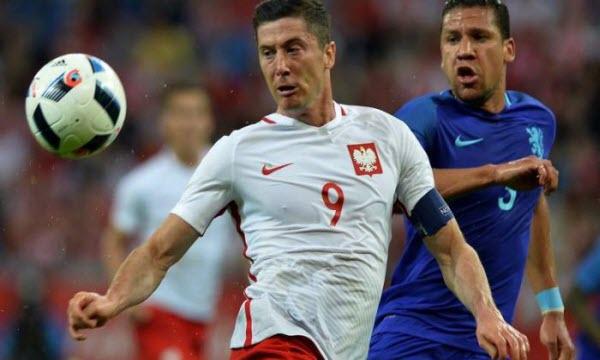 Bóng đá - Ba Lan vs Bắc Ireland 22h59, ngày 12/06