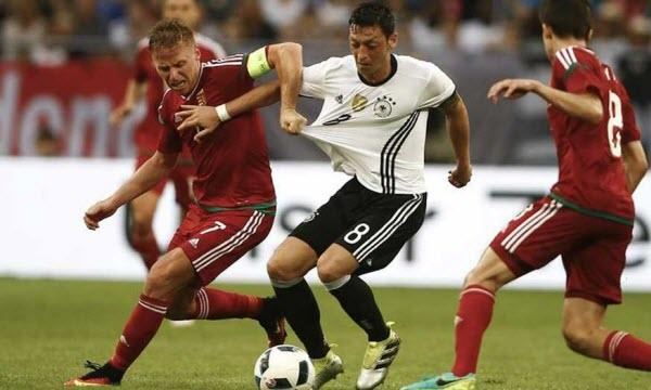 Bóng đá - Đức vs Ukraine 02h00, ngày 13/06