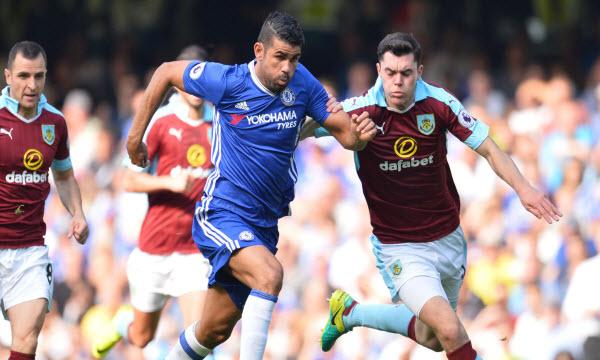 Bóng đá - Chelsea vs Burnley 21h00, ngày 12/08