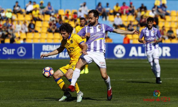 Bóng đá - Valladolid vs Alcorcon 22h59, ngày 12/10