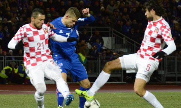 Bóng đá - Croatia vs Iceland 00h00, ngày 13/11
