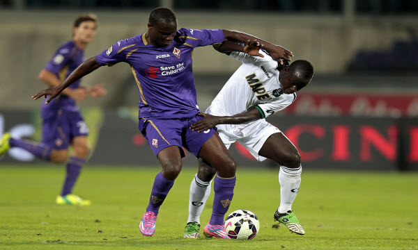 Bóng đá - Fiorentina vs US Sassuolo Calcio 01h00, ngày 13/12