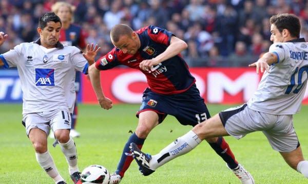 Bóng đá - Genoa vs Atalanta 01h00, ngày 13/12