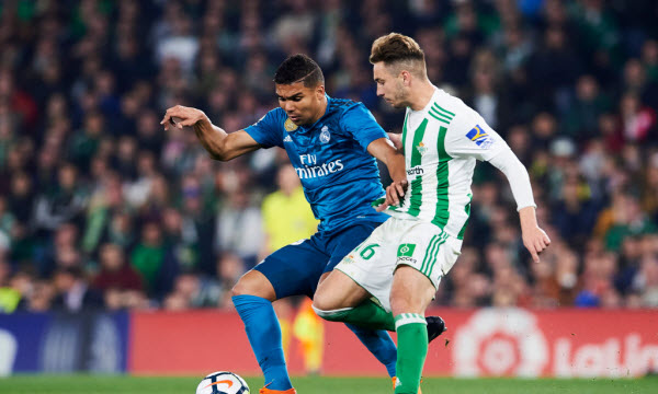 Real Madrid vs Real Betis 19/05/2019 17h00