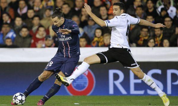 PSG vs Valencia