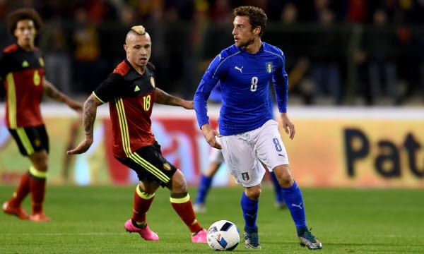 Bóng đá - Bỉ vs Italy 02h00, ngày 14/06
