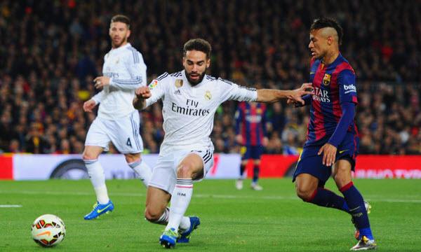 Bóng đá - Barcelona vs Real Madrid 03h00, ngày 14/08
