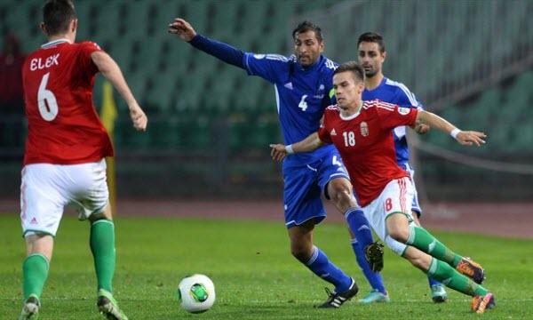 Bóng đá - Hungary vs Andorra 00h00, ngày 14/11