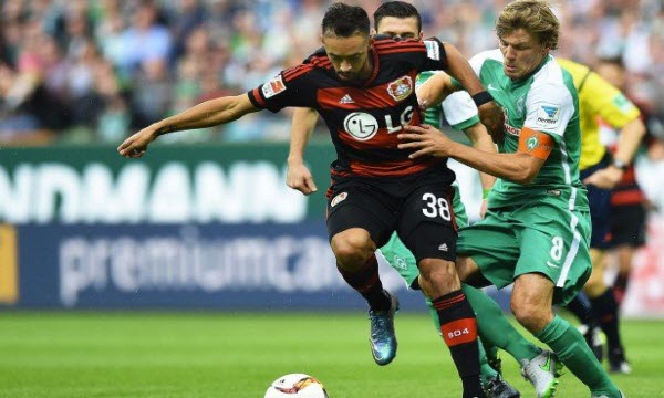 Bóng đá - Bayer Leverkusen vs Werder Bremen 02h30, ngày 14/12