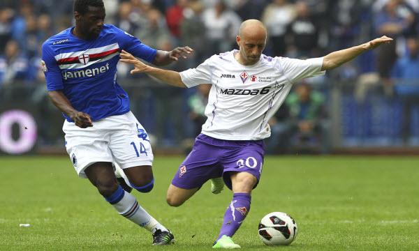 Bóng đá - Fiorentina vs Sampdoria 23h30, ngày 13/12