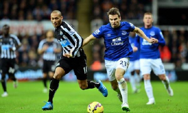 Bóng đá - Newcastle United vs Everton 02h45, ngày 14/12