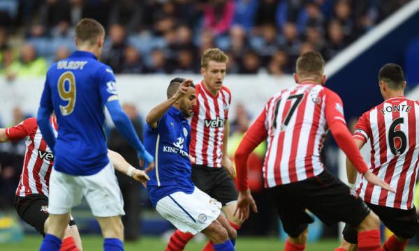Bóng đá - Southampton vs Leicester City 02h45, ngày 14/12