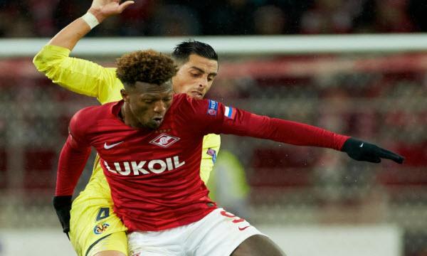 Villarreal vs Spartak Moscow 00h55 ngày 14/12