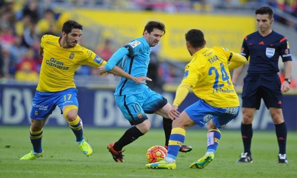 Bóng đá - Barcelona vs Las Palmas 22h15, ngày 14/01