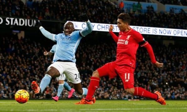 Bóng đá - Liverpool vs Manchester City 22h59, ngày 14/01