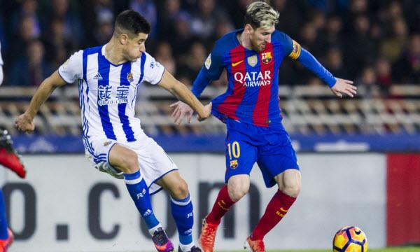 Bóng đá - Real Sociedad vs Barcelona 02h45, ngày 15/01