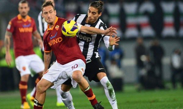 Bóng đá - AS Roma vs Juventus 01h45, ngày 15/05