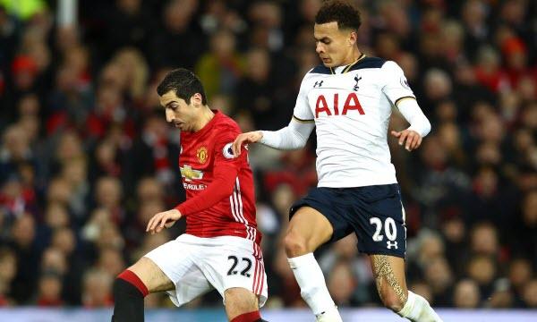 Bóng đá - Tottenham Hotspur vs Manchester United 22h30, ngày 14/05