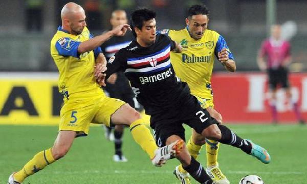 Bóng đá - Sampdoria vs Chievo 20h00, ngày 14/05