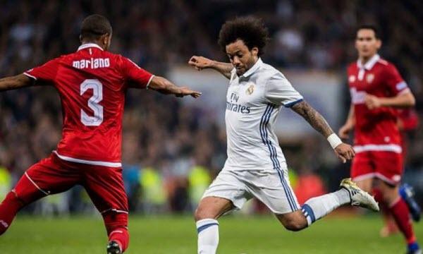 Bóng đá - Real Madrid vs Sevilla 01h00, ngày 15/05