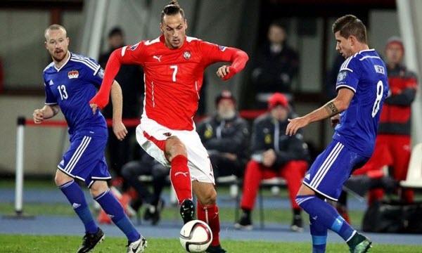 Bóng đá - Áo vs Hungary 22h59, ngày 14/06