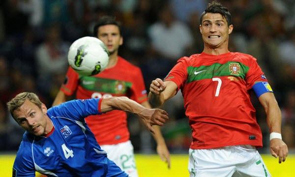 Bóng đá - Bồ Đào Nha vs Iceland 02h00, ngày 15/06