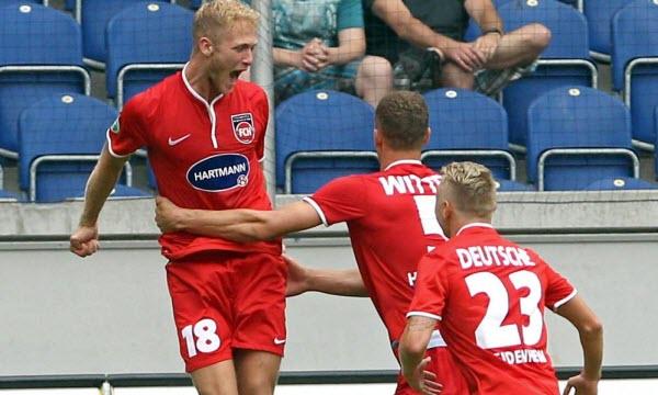 Bóng đá - Heidenheimer vs Union Berlin: 18h30, ngày 14/09