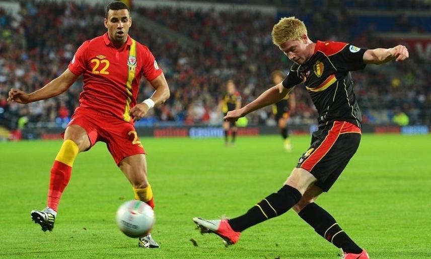 Bóng đá - Bỉ vs Xứ Wales: 02h00, ngày 16/10