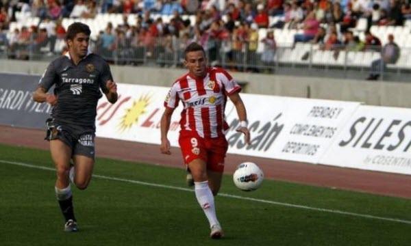 Bóng đá - Almeria vs Gimnastic Tarragona 01h30, ngày 15/10