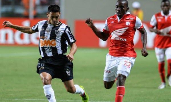 Bóng đá - Atletico Mineiro (MG) vs Internacional (RS) 05h30, ngày 15/10
