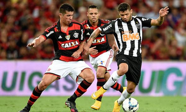 Bóng đá - Figueirense (SC) vs CR Flamengo (RJ) 08h00, ngày 15/10