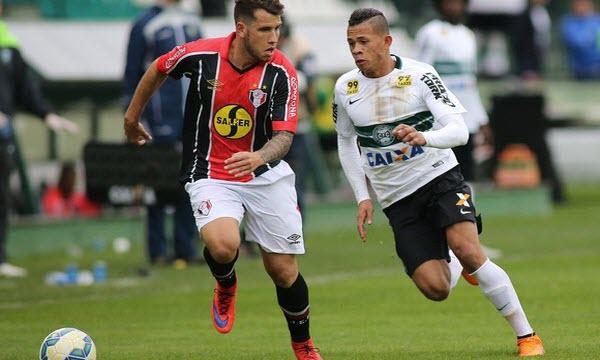 Bóng đá - Joinville SC vs Coritiba (PR) 07h00, ngày 15/10