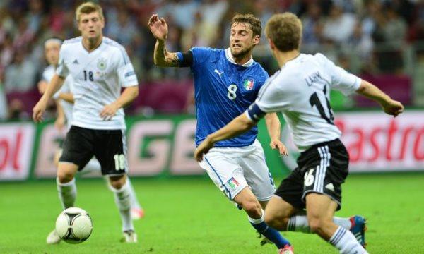 Bóng đá - Italy vs Đức: 02h45, ngày 16/11