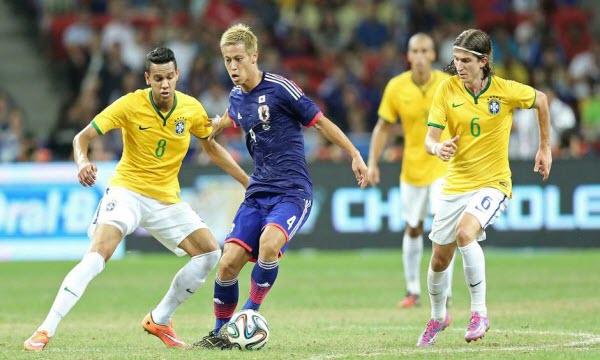 Bóng đá - Nhật Bản vs Honduras 17h35, ngày 14/11