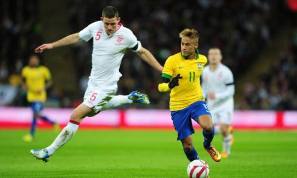 Bóng đá - Anh vs Brazil 03h00, ngày 15/11