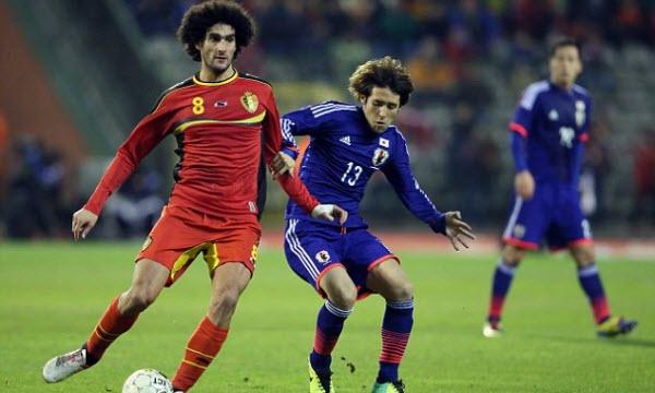 Bóng đá - Bỉ vs Nhật Bản 02h45, ngày 15/11
