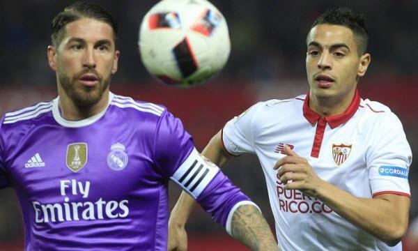 Bóng đá - Sevilla vs Real Madrid 02h45, ngày 16/01