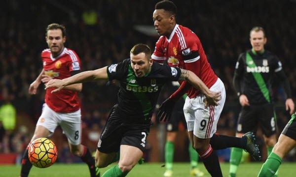 Bóng đá - Manchester United vs Stoke City 03h00, ngày 16/01