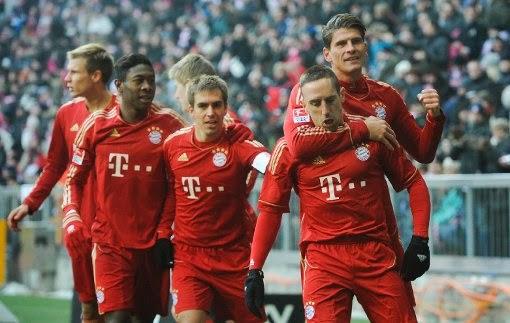 Bóng đá - PHÂN TÍCH KÈO bóng đá Đức: Bayern vs Kaiserslautern