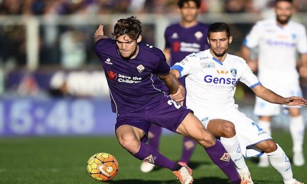 Bóng đá - Fiorentina vs Empoli 20h00, ngày 15/04