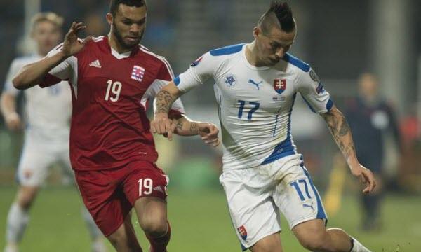 Bóng đá - Thông tin trước trận: Nga vs Slovakia