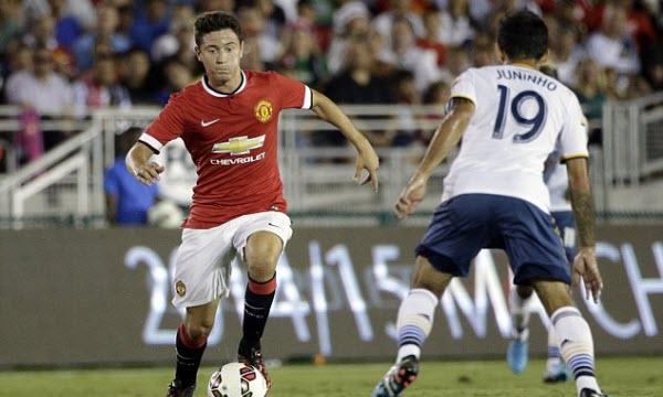 Bóng đá - Los Angeles Galaxy vs Manchester United 09h00, ngày 16/07