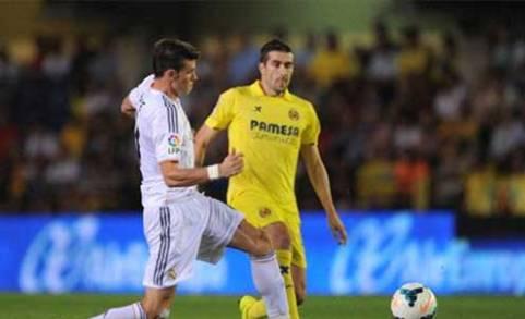 Bóng đá - Villarreal 2-2 Real Madrid: Bale khai hỏa, Real vẫn bị chia điểm