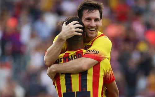 Bóng đá - Messi – Neymar: Kẻ tung, người hứng