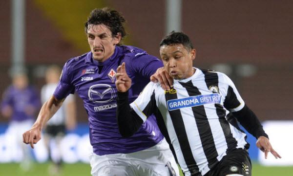 Bóng đá - Fiorentina vs Udinese 17h30, ngày 15/10
